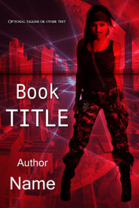 Premade Exclusive Book Cover 774