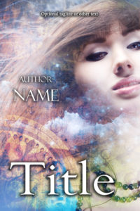 Premade Exclusive Book Cover 801